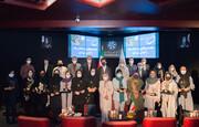 دو خبرنگار خبرآنلاین در جشنواره امینالضرب جایزه گرفتند
