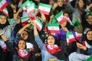 ببینید | پاتک اینفانتینو به فدراسیون ایران درباره حضور بانوان