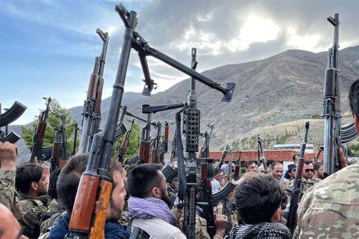 ببینید | آخرین وضعیت پنجشیر به روایت خبرنگارِ حاضر در افغانستان