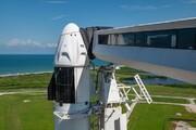 ببینید | کره زمین از دید کپسول فضایی ساخت ایلان ماسک