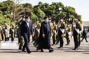 تصاویر | عزیمت ابراهیم رئیسی به تاجیکستان