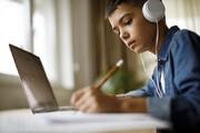 اینفوگرافیک | باید و نبایدهای آموزش آنلاین برای پدر و مادرها