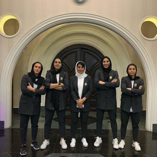 تیم ملی فوتبال زنان