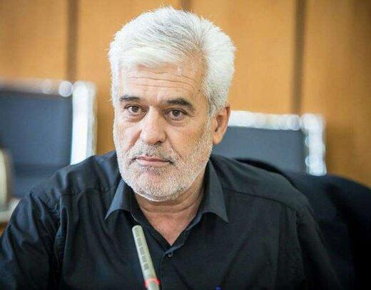 سردار صباغی سکاندار شهرداری قزوین