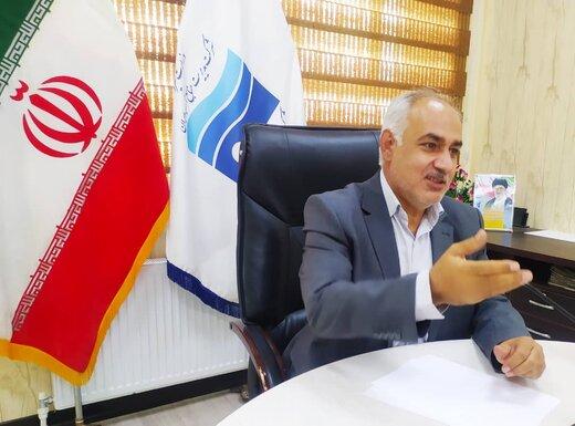 محدودیت کشت محصولات آبدوست در منطقه پل هرو و ایوشان خرم آباد