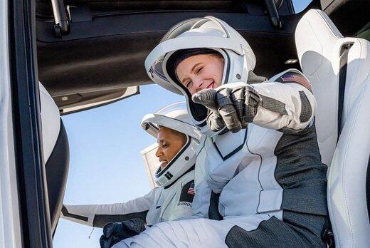 ببینید   سفر سه روزه به فضا با فضاپیمای خصوصی!