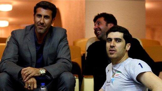 محمودی: اگر رئیس بودم، خیلی زودتر تیم ملی را به مربی ایرانی میدادم