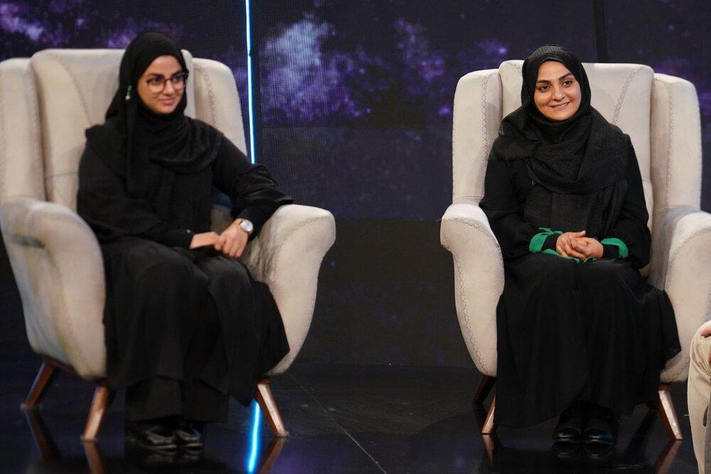 همسر و دخترِ زندهیاد علی سلیمانی، به برنامه «جاذبه» میآیند