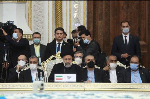 ببینید   سخنان سید ابراهیم رئیسی درباره انرژی هسته ای ورفع تحریمها در اجلاس شانگهای