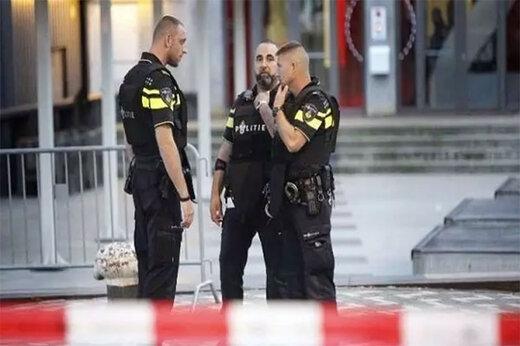 ببینید | حمله مرگبار و هولناک با تیروکمان در هلند!