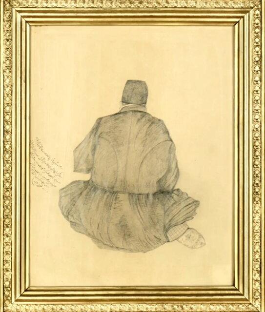 نقاشیهای دیده نشده ناصرالدین شاه از همسران و نزدیکانش