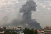 ببینید | انفجار هولناک ۳ منزل مسکونی در خوزستان