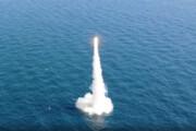 ببینید | کره جنوبی با موشک بالستیک جواب کره شمالی را داد