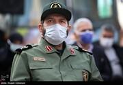 تشریح برنامههای سپاه تهران برای هفته دفاع مقدس توسط سردار حسنزاده