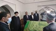 رییسی: ارتباط ایران و تاجیکستان قلبی و فرهنگی است