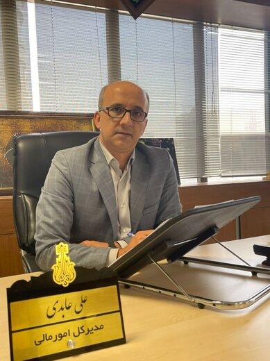 دریافت تاییدیه عملکرد اداره کل امور مالی از شورای شهر دوره پنجم