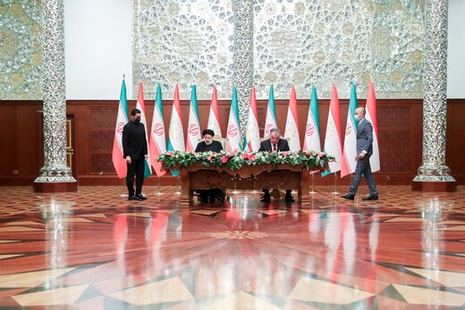 Iran, Tajikistan sign 8 documents in various fields