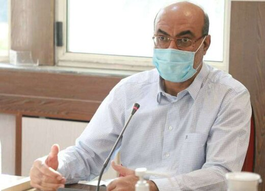 کاهش بیماران کرونایی بستری در قزوین