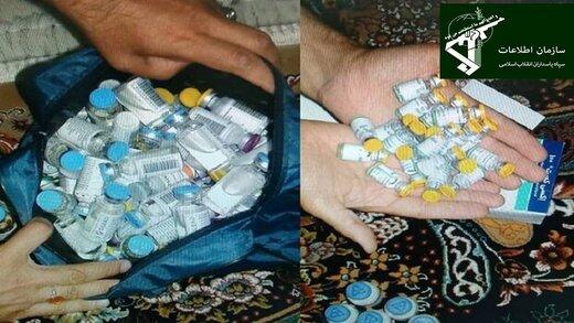 کشف شبکه قاچاق دارو و واکسن کرونا در استان مرکزی