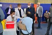 واکسیناسیون کارگران شرکت آلومینیوم اراک علیه بیماری کرونا آغاز شد