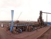 اقدامات ویژه دوران کرونای کارخانه فولاد سازی بافت
