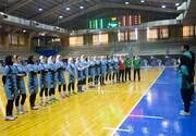 پایان کار زنان هندبال ایران با کسب سهمیه جهانی