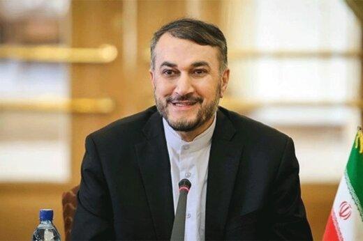 پیامهای تبریک وزیران خارجه سه کشور دیگر به امیرعبداللهیان
