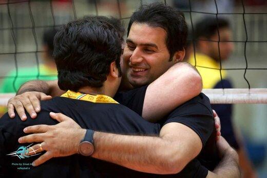 والیبال ایران عزادار شد