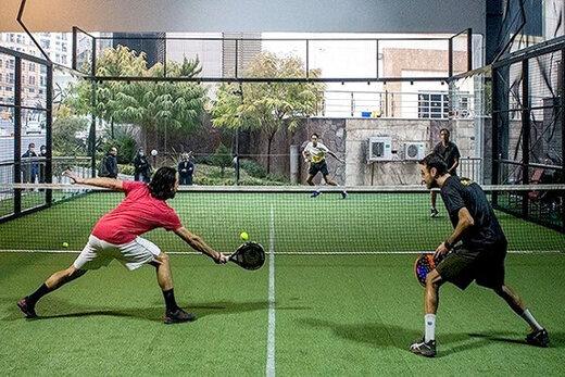 ۱۱ بازیکن به تیم ملی پدل ایران دعوت شدند