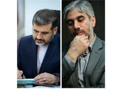 یاسر احمدوند، معاون امور فرهنگی وزارت فرهنگ و ارشاد اسلامی شد