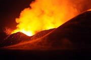 ببینید | فوران آتشفشان در لا پالما از جزایر قناری