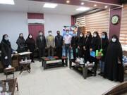 انعقاد تفاهم نامه همکاری دانشگاه فنی و حرفهای استان سمنان با پارک علم و فناوری