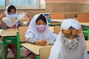 ببینید | مبارزه با ترس کرونایی کودکان با شروع مدارس