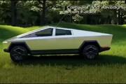 ببینید | رونمایی از محصول آینده کمپانی خودروسازی تسلا شبیه تانک