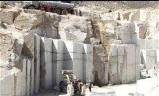 استخراج ۳ هزار و ۷۰۰ تن ماده معدنی از معادن چهارمحال وبختیاری