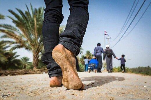 هزینه بازگشت زمینی زائران اربعین ۱.۸ میلیون تومان است/ ورود زائران فقط از مرز مهران