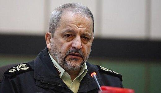 سردار احمدی مقدم رییس دانشگاه عالی دفاع ملی شد