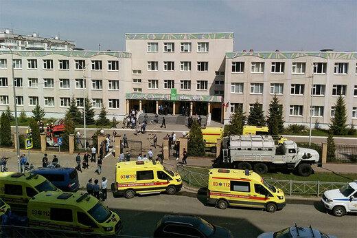 ببینید   اولین تصاویر از لحظات شروع تیراندازی مرگبار در دانشگاه «پرم» روسیه