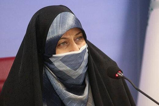 ببینید | واکنش انسیه خزعلی به یک انتقاد از او درباره کودک همسری