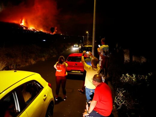 فوران آتشفشان جزایر قناری؛ تخلیه 5 هزار نفر