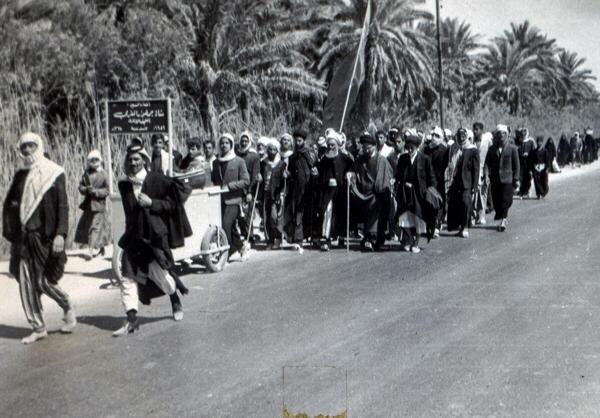 پیادهروی اربعین، سنتی به درازای چهارده قرن