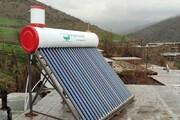 توزیع ۵ دستگاه تنور گازی و آبگرمکن خورشیدی  در بین بهرهبرداران منابع طبیعی شهرستان سرخه