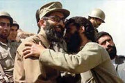 ببینید | تصاویری از رهبر انقلاب در خط مقدم جبهه