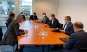 دیدار اسلامی با وزیر انرژی آلمان