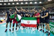 ببینید | شاهکار والیبالیستها بدون معروف و موسوی؛ ساخت ایران!