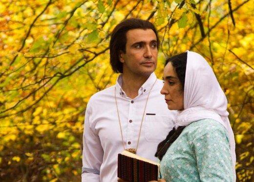 بازی محمدرضا فروتن در «دختر با لباس ارغوانی» کنار سمانه نصری