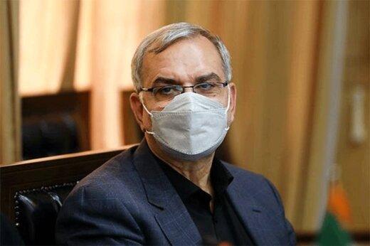 ببینید | اعتراض تند وزیر بهداشت به صداوسیما و برخی ادعای خندهدار کرونایی