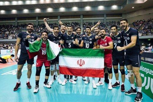 ببینید   ویدیویی جدید از شادی جالب والیبالیستها ایران پس از قهرمانی آسیا
