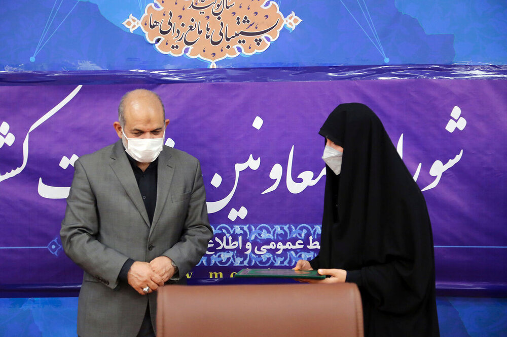 سه وظیفه خطیر امور زنان  از زبان وزیر کشور/ خانواده مورد حمله دشمنان قرار گرفته است