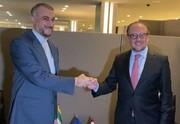 امیرعبداللهیان در دیدار وزیرخارجه اتریش: مناسبات اروپا با ایران نباید تابعی از نوع رفتار و نگرش غیرسازنده آمریکا به ایران باشد